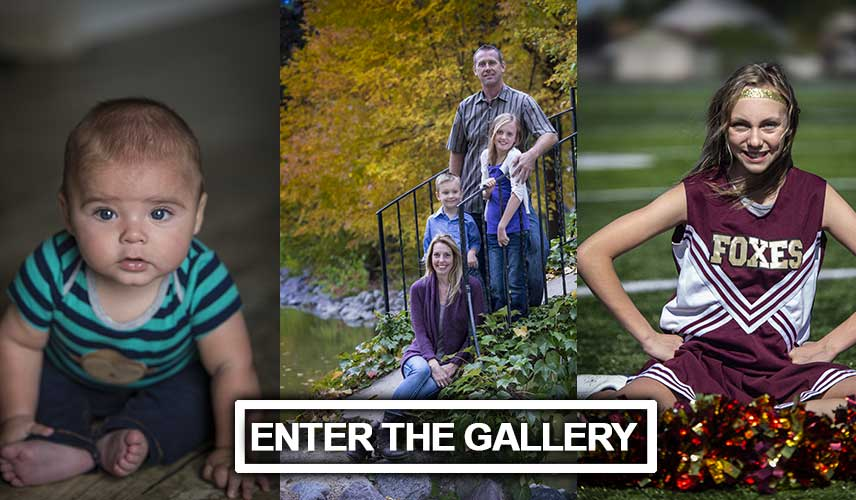 Family & Kids Portrait Photographer in Menasha, Neenah and Appleton WI