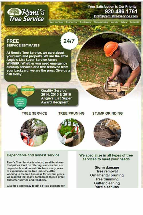 Remi's Tree Service