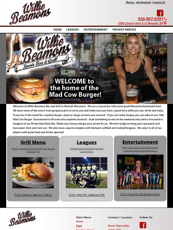 Willie Beamons Bar